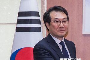 Hàn-Pháp hoãn tổ chức hội nghị cấp cao về vấn đề hạt nhân Triều Tiên