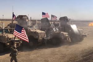 Mỹ gửi thông điệp gì khi rầm rộ tập trận bắn đạn thật ở Syria