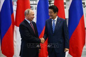 Xung lực mới cho quan hệ Nga - Nhật