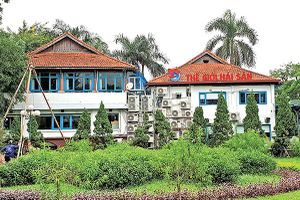 Vườn thú Hà Nội lại cho thuê đất làm nhà hàng, giá bèo