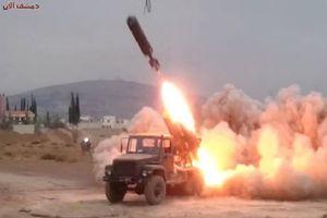 Lực lượng thánh chiến Syria nã tên lửa Grad vào sân bay quân sự Hama