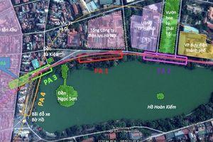Đặt ga đường sắt ở hồ Gươm: Dịch sang khu vực khác là bất khả thi