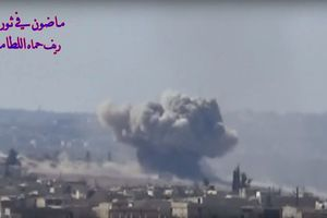 Quân đội Syria ồ ạt dội lửa hủy diệt các nhóm thánh chiến tử thủ Idlib, Hama