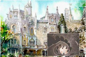 Khám phá lâu đài Quinta da Regaleira và giếng khai tâm huyền bí bậc nhất Bồ Đào Nha