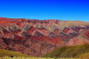 Argentina: Thung lũng Quebrada de Humahuaca - Argentina