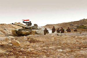 Chiến sự Syria: Quân chính phủ đột kích IS tại Deir Ezzor, áp sát Idlib