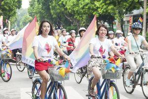 Sắp có diễu hành xe đạp và đi bộ của cộng đồng LGBTIQ tại Hà Nội
