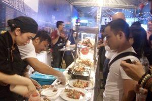 Lễ hội ẩm thực đường phố Thái Lan đậm chất truyền thống xứ chùa Vàng