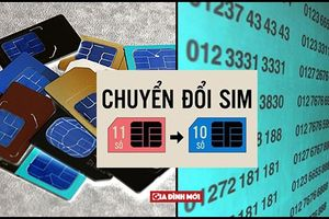 Từ 15/9 Viettel bắt đầu thực hiện chuyển đổi thuê bao di động 11 số về 10 số