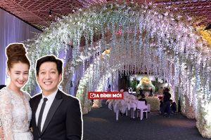 Phát hiện thú vị về đám cưới của Trường Giang - Nhã Phương chỉ fan ruột mới nhận ra
