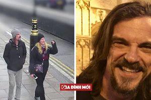 Giây phút cuối đời của người chồng hi sinh cứu vợ trong khủng bố Westminster