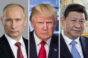 Căng thẳng với Mỹ, Trung Quốc đẩy mạnh hợp tác đầu tư với Nga