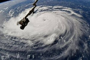 1 triệu người Mỹ phải sơ tán trước thềm siêu bão Florence