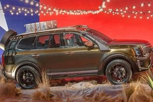 KIA trở lại phân khúc SUV cỡ lớn với Telluride 2020