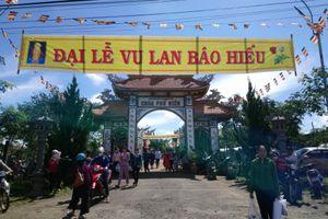 Lâm Đồng: Ngày Lễ Vu lan đầy cảm xúc ở chùa Phổ Hiền