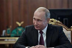 Trục trặc quan hệ với phương Tây, ông Putin chuyển mạnh sang châu Á?