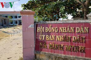 Dùng bằng giả, 5 cán bộ xã ở Quảng Nam bị cách chức