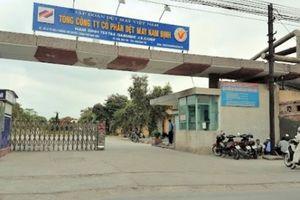 Dệt may Nam Định lên UPCoM