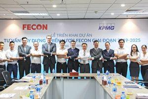 FECON lựa chọn KPMG là đơn vị tư vấn chiến lược giai đoạn 2019 - 2025