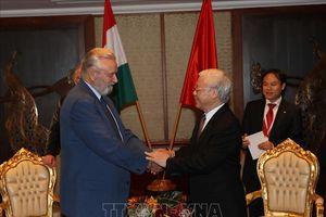 Hội Hữu nghị Hungary-Việt Nam là kênh đối ngoại nhân dân quan trọng trong quan hệ hai nước