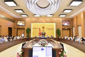 Ủy ban Thường vụ Quốc hội chưa thống nhất về dự án Luật Hành chính công