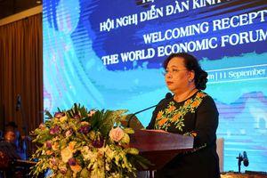 WEF ASEAN 2018 là cơ hội tốt để học hỏi kinh nghiệm về công nghiệp 4.0