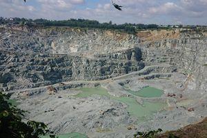 Nổ mìn tận thu mỏ đá, dân 2 tỉnh sống trong cảnh bất an, ô nhiễm