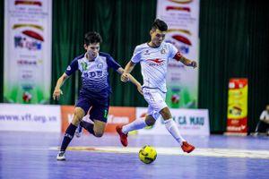 Futsal HDBank VĐQG 2018: Đánh bại Thái Sơn Bắc, Sài Gòn FC nuôi hi vọng vào top 3