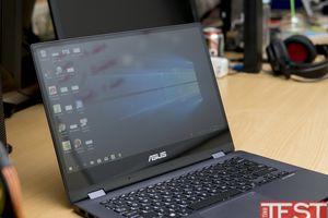 Laptop 2-trong-1 Asus VivoBook Flip 14 (TP412): đẹp, cơ động, ngon trong tầm giá