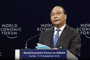 Thủ tướng Nguyễn Xuân Phúc nêu một loạt sáng kiến hợp tác thúc đẩy ASEAN tranh thủ cơ hội của cách mạng 4.0