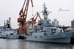 Hải quân Campuchia vỡ mộng được nhận miễn phí chiến hạm Trung Quốc