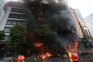 Giữ nguyên mức án trong vụ cháy quán karaoke khiến 13 người thiệt mạng