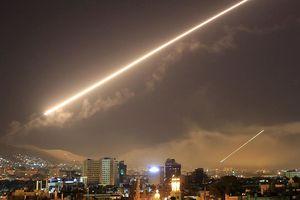 Iran cảnh báo Mỹ, Anh, Pháp không nên tấn công Syria