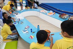 Samsung và Thư viện Khoa học tổng hợp TP.HCM ra mắt Phòng đọc Thiếu nhi - S.hub Kids