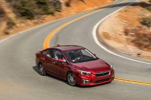 5 mẫu sedan thể thao giá dưới 40.000 USD tốt nhất 2018