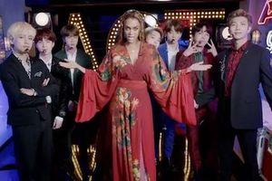 Tyra Banks hào hứng nhảy vũ đạo 'IDOL' cùng BTS ở America's Got Talent
