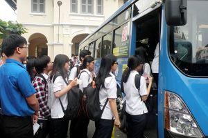 Xe buýt sạch đẹp còn hấp dẫn hơn chiếc vé miễn phí