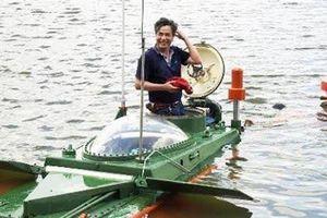 Tầu ngầm Trường Sa 2 kỳ vọng ra quần đảo Trường Sa