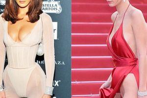 Những bộ đồ gây sốc, thị phi nhất của 'nữ hoàng thả rông Hollywood'