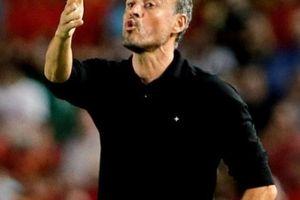 Thắng Croatia với tỷ số một séc tennis, HLV Enrique nói gì?