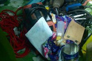 Hai đối tượng cướp ngân hàng ở Khánh Hòa chế tạo 11 khẩu súng để gây án