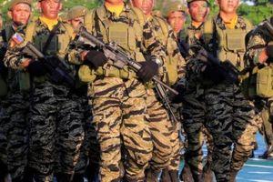 Tổng thống Philippines 'thách' quân đội nổi loạn chống lại chính phủ