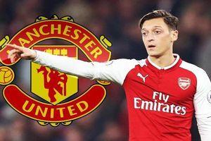 Chuyển nhượng bóng đá mới nhất: MU 'đục nước béo cò' câu sao Arsenal