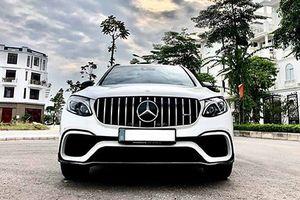 Dân chơi Bắc Giang chi 200 triệu độ Mercedes GLC250 thành GLC63