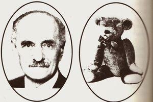 Câu chuyện thú vị đằng sau sự ra đời của gấu bông