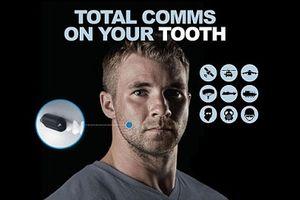 Không quân Mỹ chi 10 triệu USD để lắp bộ đàm trong hàm răng binh sĩ