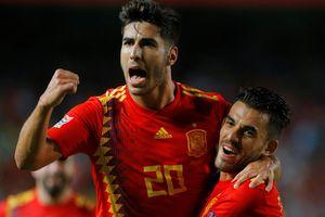 Tây Ban Nha vùi dập Á quân thế giới 6 bàn không gỡ