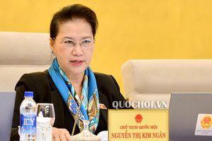 Ủy ban Thường vụ Quốc hội thông qua chương trình Kỳ họp thứ 6