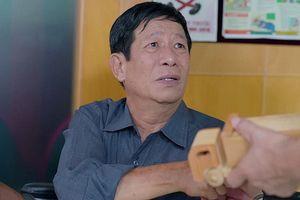 Xót xa hình ảnh cuối cùng của cố nghệ sĩ Nguyễn Hậu trong 'Gạo nếp gạo tẻ'