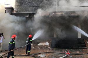 Vụ cháy vũ trường ở trung tâm TP. Đà Nẵng: Triệu tập 2 công nhân gò hàn